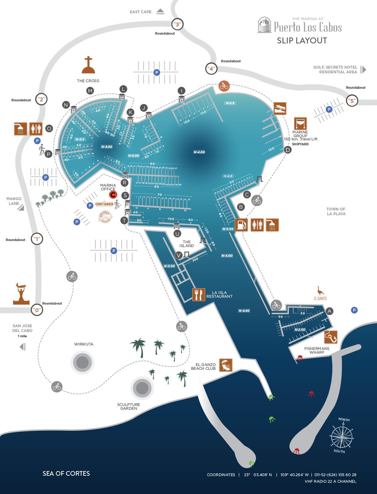 Marina - Puerto Los Cabos on map of newport marina, map of puerto vallarta marina, map of key largo marina, cabo san lucas marina, map of delta marina,